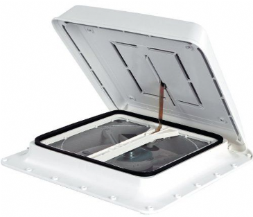 Fiamma Turbo Vent 40 White